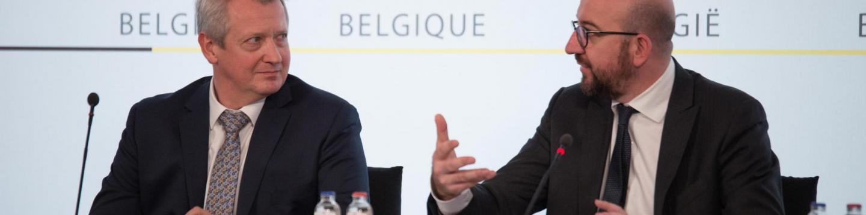 De Eerste Minister maakt balans op na 2.5 jaar CCB