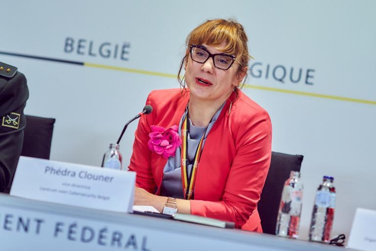 Phédra Clouner, Adjunct Directeur CCB